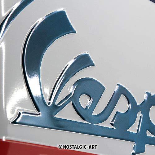 Nostalgic-Art Vespa/ /Service