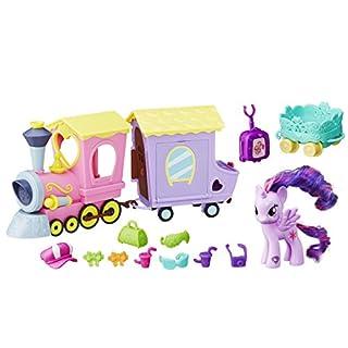 My Little Pony B5363 Explore Equestria Friendship Express Train Toy