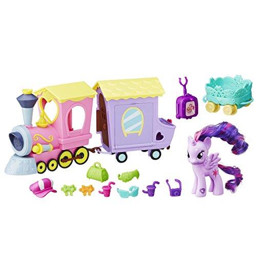 My Little Pony - B5363 - Train De L'Amitié