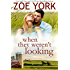 When They Weren't Looking: Sexy Small Town Romance (Wardham Book 3)