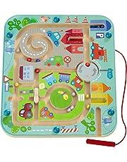 HABA- Magnetspel Stads Labyrint
