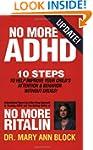 No More ADHD: 10 Steps to Help Improv...