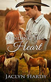 Finding His Heart (Cottonwood Ranch Book 4)