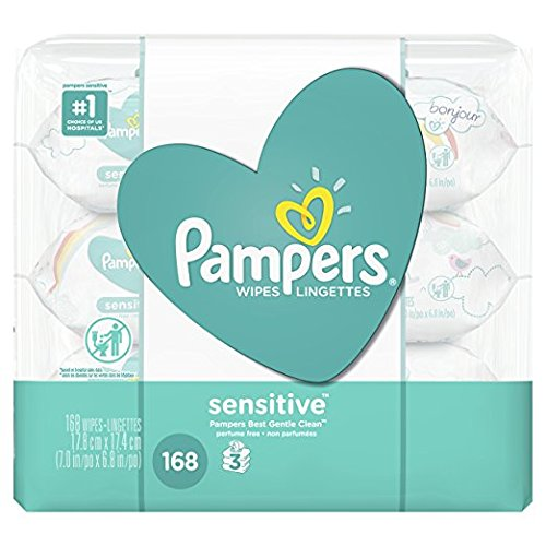 Pampers Sensitive Water Baby...