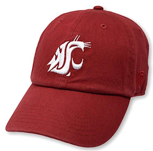 Elite Fan Shop Washington State Cougars Icon Crimson Womens Hat