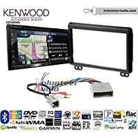 Volunteer Audio Kenwood Excelon DNX694S Double Din Radio Install Kit with GPS Navigation System Android Auto Apple CarPlay Fits 2004-2006 Ford Expedition, Lincoln Navigator
