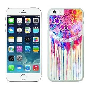 BINGO cheap price Colorful Dream Catcher iPhone 6 plus Case white covers