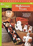Plastic Canvas Halloween Treats