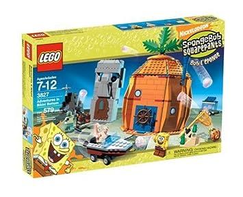 bikini legos Spongebob bottom