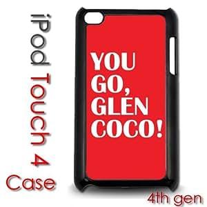 IPod Touch 4 4th gen Touch Plastic Case - You Go Glen CoCo Mean Girls Regina George