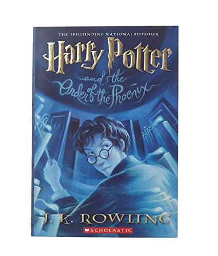 harry potter and the order of the phoenix free pdf