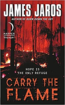 Book Carry the Flame (Harper Voyager Fiction)