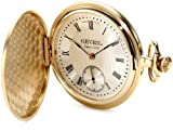 Gevril Men's G624.995.56 ''1758 Collection'' Mechanical Hand Wind Swiss Pocket Watch