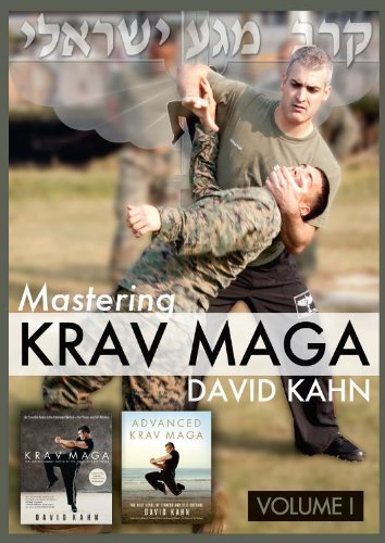 Mastering-Krav-Maga-Volume-I-6-DVD-Set-Self-Defense-Beginner-to-Advanced