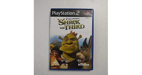 Amazon.com: Shrek la tercera (PS2) por Activision: Video Games