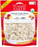 Yummy Earth Organic Wild Peppermint Drops - 13 oz