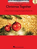 img - for Christmas Together: 6 Piano Duets Arranged by Eugenie Rocherolle book / textbook / text book