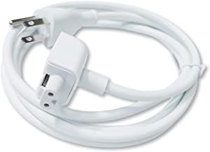 Rhinenet Power Adapter Extension Cable US Version for Apple iPad MacBook Pro 13