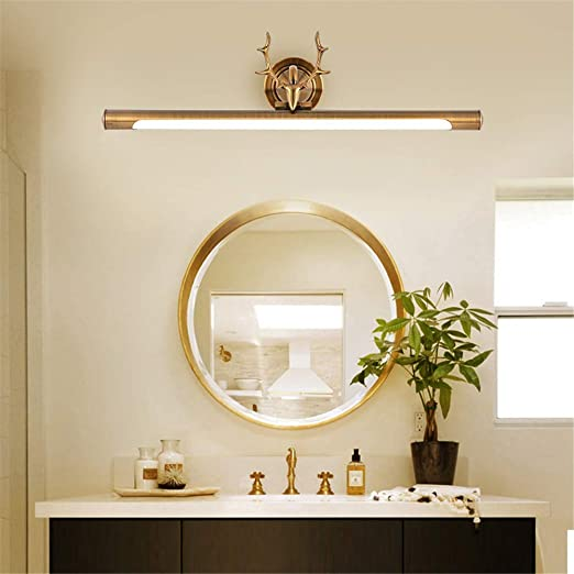 Amazon.com: Mirror Front Light Led Bathroom Vanity Make Up ...