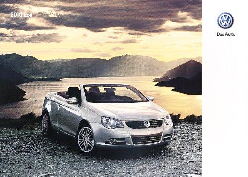 2010-vw-volkswagen-eos-convertible-24-page-original-sales-brochure-catalog