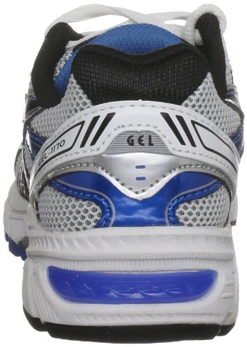 Gel Kids Running 1170 True Gs Black Sports White Blue Asics qXw5dpq