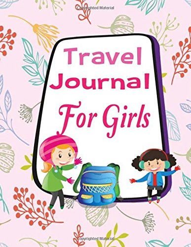Trip Diary - Travel Journal for Girls: Vacation Diary for Children, Kids. Writing a story with Lined Journal,Drawing Boxes. Capture Scrapbook Memory Book Keepsake ... Notebook Diary Boy Girl Child (Volume 2)