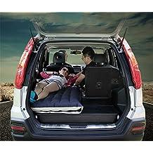 RUIRUI 4/6 Split Car Inflatable Mattress SUV Universal Air Bed Camping Travel Inflatable Cushion Sofa