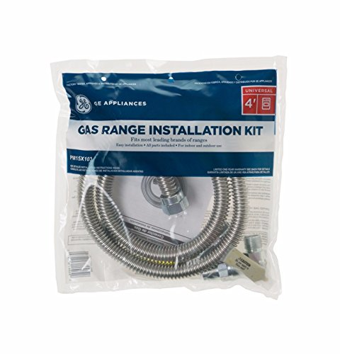 Gas Appliance Connector Kit - 3