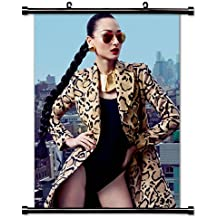 Bruna Tenorio Model Wall Scroll Poster (32x42) Inches