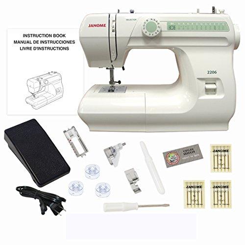 janome 2206 sewing machine - 2