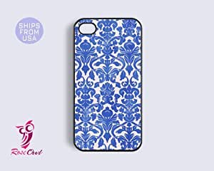 Damask iphone 5s case, iphone 5s cover - Designer pattern Iphone Cases, Cute ...