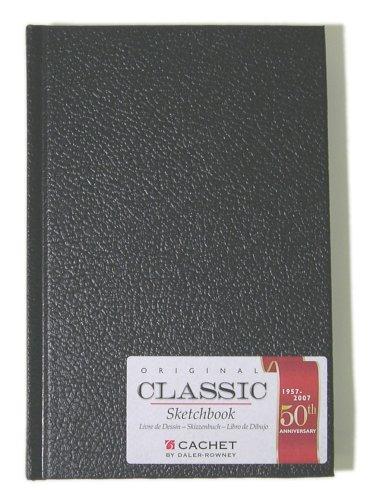 Classic Sketch Book/5 1/2 X 8 ()