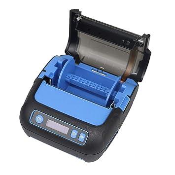 perfk 1 Pieza Impresora Térmica Multifuncional Imprimir ...