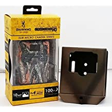 Browning Strike Force Elite HD BTC-5HDE 10 MP And Camlockbox Security/Bear Box