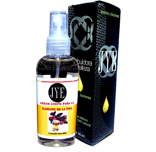 Aceite Argan 100% Marruecos Oro Liquido 60 Ml
