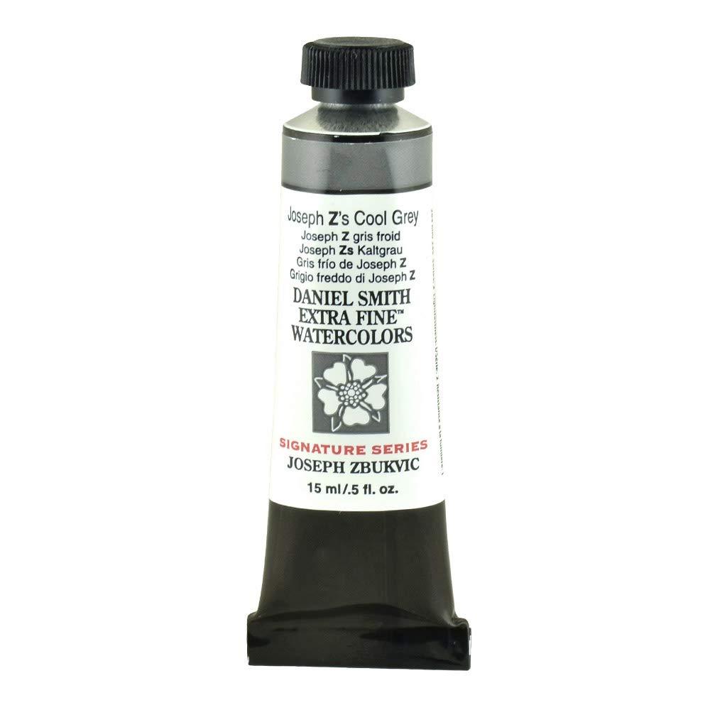 Daniel Smith 水彩絵の具 15ミリチューブ Joseph Z's クールグレー (284600245)   B07QGGJDHP