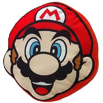 Amazon.com: Together Plus – Almohada Super Mario Bros. Mario ...