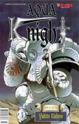Aqua Knight Part 2 #5
