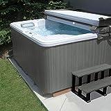 Highwood SPAKIT-FL-CGE Hot Tub Cabinet Spa