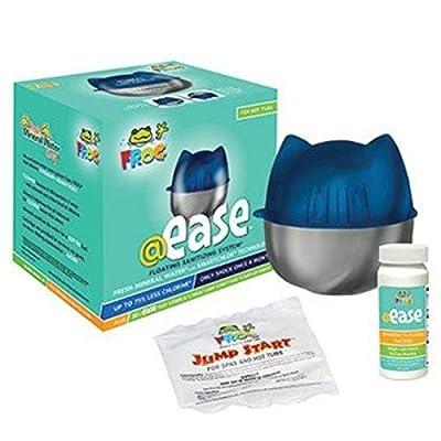 @Ease Floating Sanitizing System-@Ease Smart Chlor Chlorine Cartridge-3 Pack