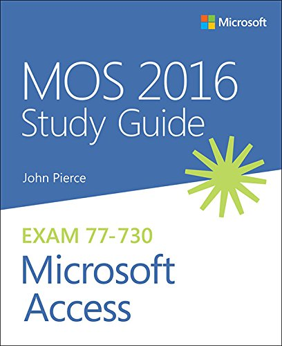 ms access 2013 bible