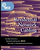 img - for Residential Network Cabling book / textbook / text book