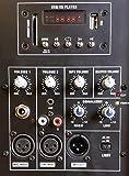 Light Em\' UP! - Dj System - Lighted Powered 15\