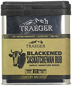 Traeger Signature Spices SPC178 Blackened Saskatchewan Dry Rub from fabulous Traeger Signature Spices