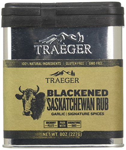 Traeger Grills SPC178 Blackened