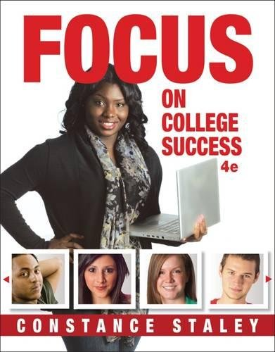 Focus on College Success, 4th Edition