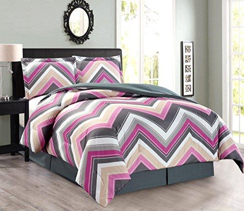 Oversize Reversible Designer Alternative Comforter product image