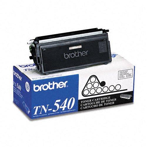 TN540 Toner 3500 Page Yield Black
