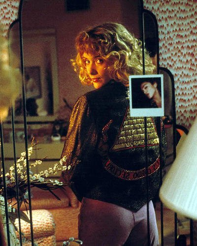 Rosanna Arquette Madonna Jacket Desperately Seeking Susan 8x10 HD Aluminum Art