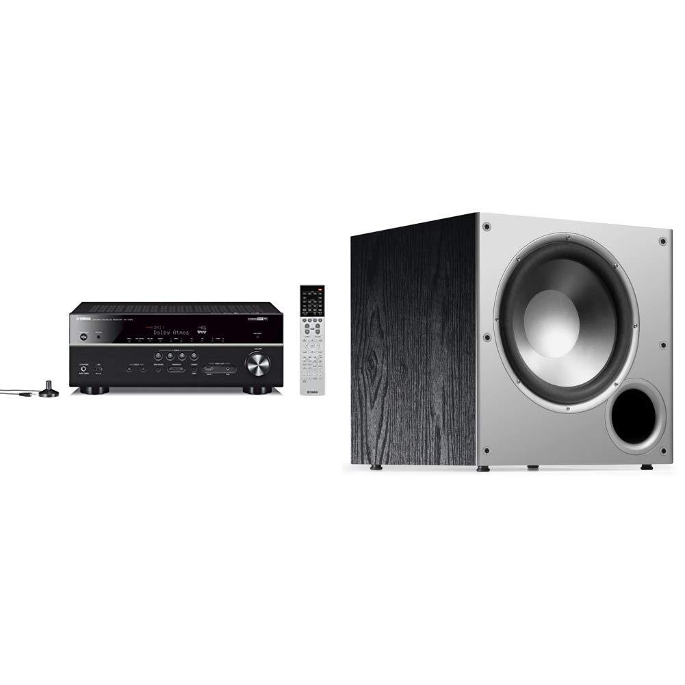Yamaha RX-V683BL 7.2-Channel MusicCast AV